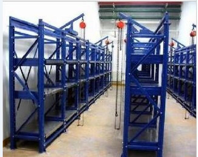 heavy weight mold rack/mould shelving/mould rack for sale