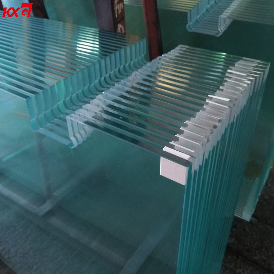China Building Glass Factory Ultra Clear Tempered Glass Low Iron Toughened Glass Factory