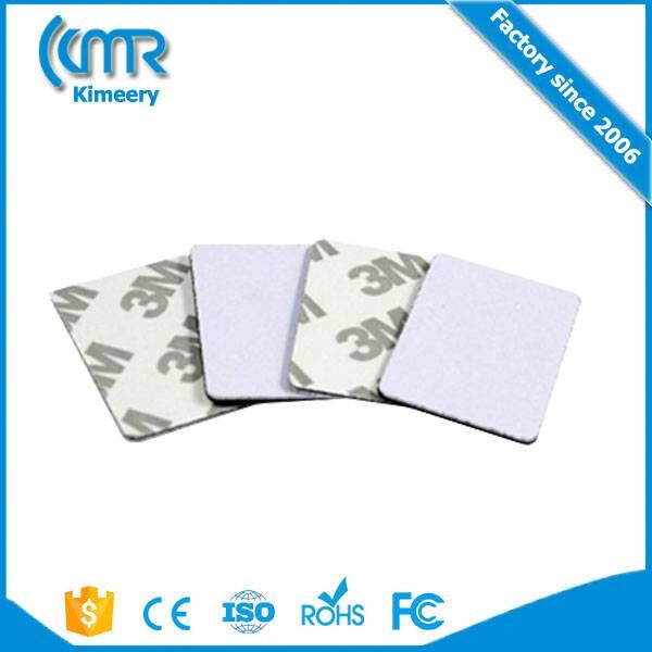NFC sticker RFID anti-metal on metal tag label 13.56mhz Dia 25mm free shipping worldwide