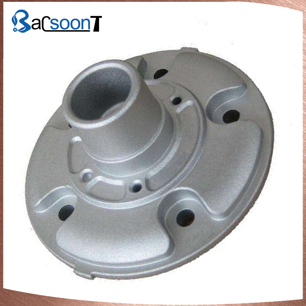 Custom die casting auto car's air conditioning compressor housing