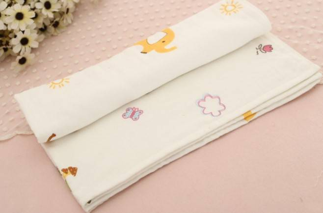 Scattered Cars Muslin Swaddle Blanket