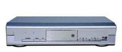 SD MPEG-2 DVB-S STB/+1CI/+2Ci