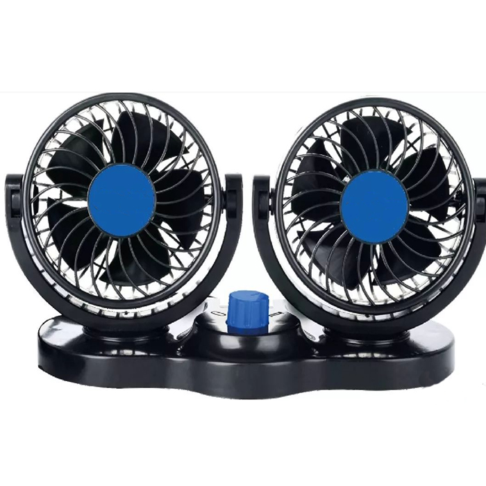 6 inch 12 volt car fan for cars and trucks