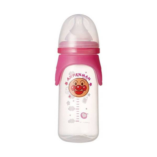 ANPAN MAN baby bottle 3month standard from JAPAN