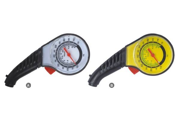Economy dial pressure gauge, tire pressure gague , tyre pressgauge GL-824