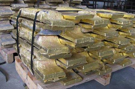 high quality non-rolly pure copper ingot 99.99%