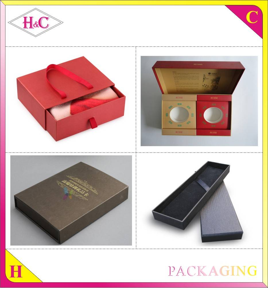 Manufacture New Design Luxury Cheap Custom Printed Paper Gift Box