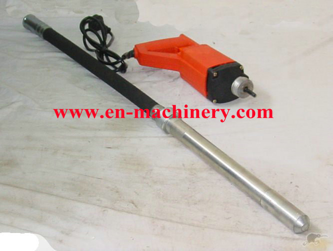 insert vibrator / concrete vibrator construction machine Best Selling India price
