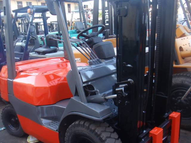 used forklift toyota 3t