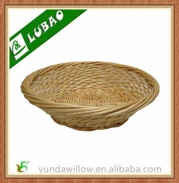 Cheap Natural Wicker Franch Bread Storage Basket