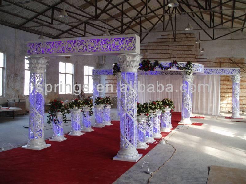 2013 top quality wedding decoration crystal chair