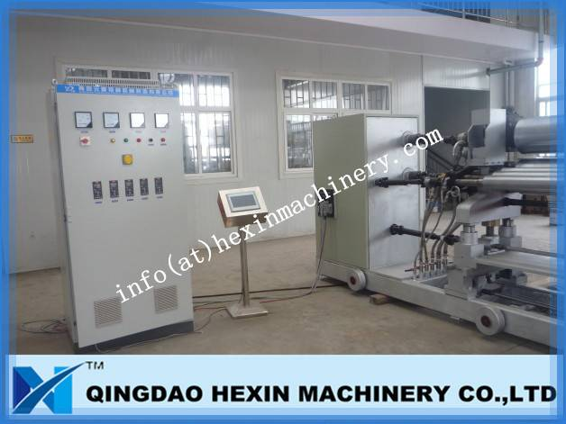 Cast glass rolling machine,cast glass machine for flat glass