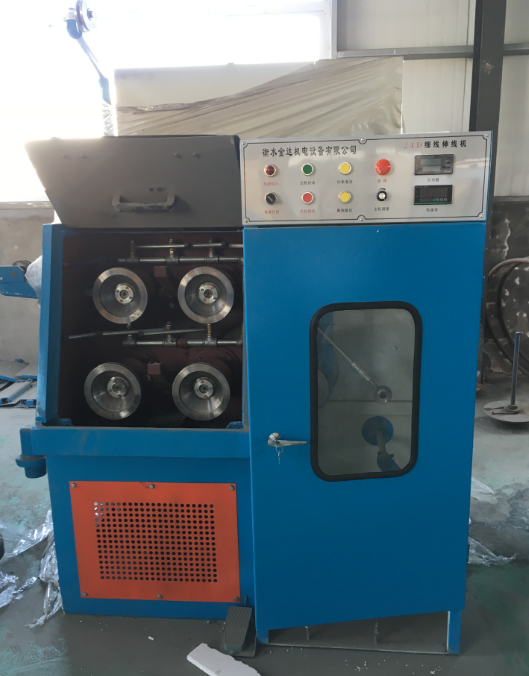 24D Super Fine Copper Wire Drawing Machinery- Long Service life