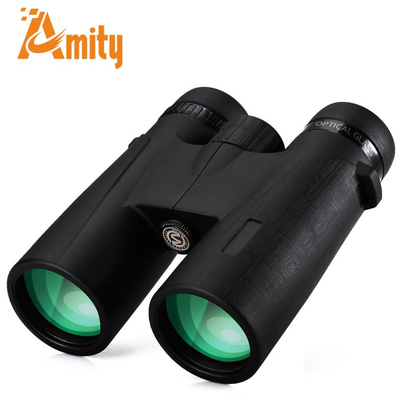 High Quality Foldable 10x42mm Compact Waterproof dcf Binoculars Telescopes Professional