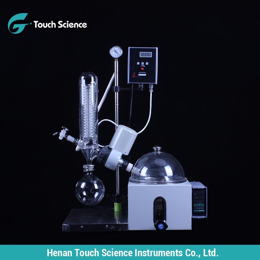 Scientific Steam Distillation Equipment Thin Film Evaporator