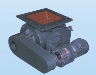 Rotary coal dischargers