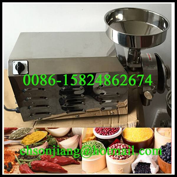 High quality commercial electric small corn mill grinder for sale|best quality grain mill grinder