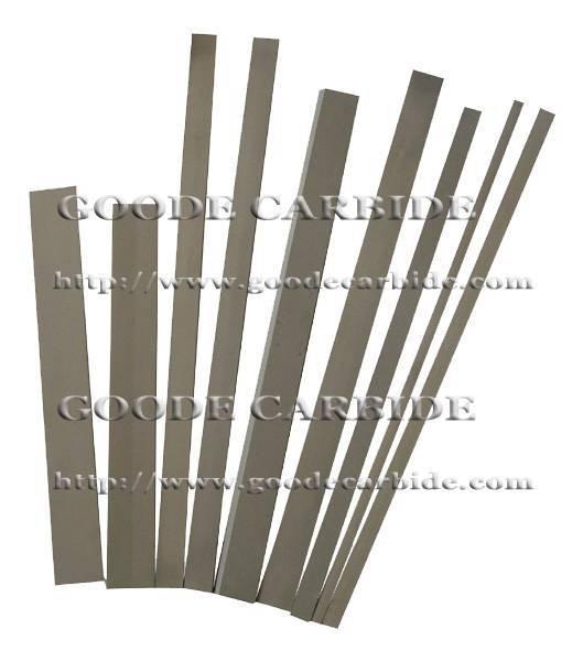 Tungsten Carbide Bars/Sheets/Strips