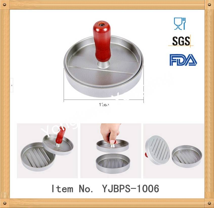 single hamburger press hamburger patty maker  burger press