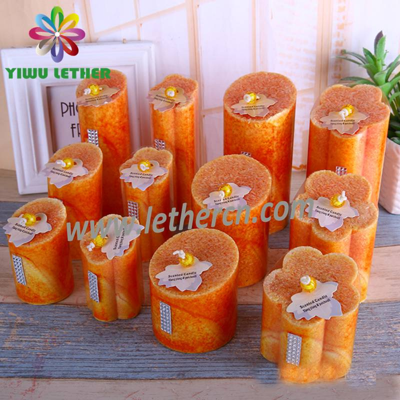 Best Selling Scented Pillar Candles for Home Decroation, Weddings, Relaxation, SPA