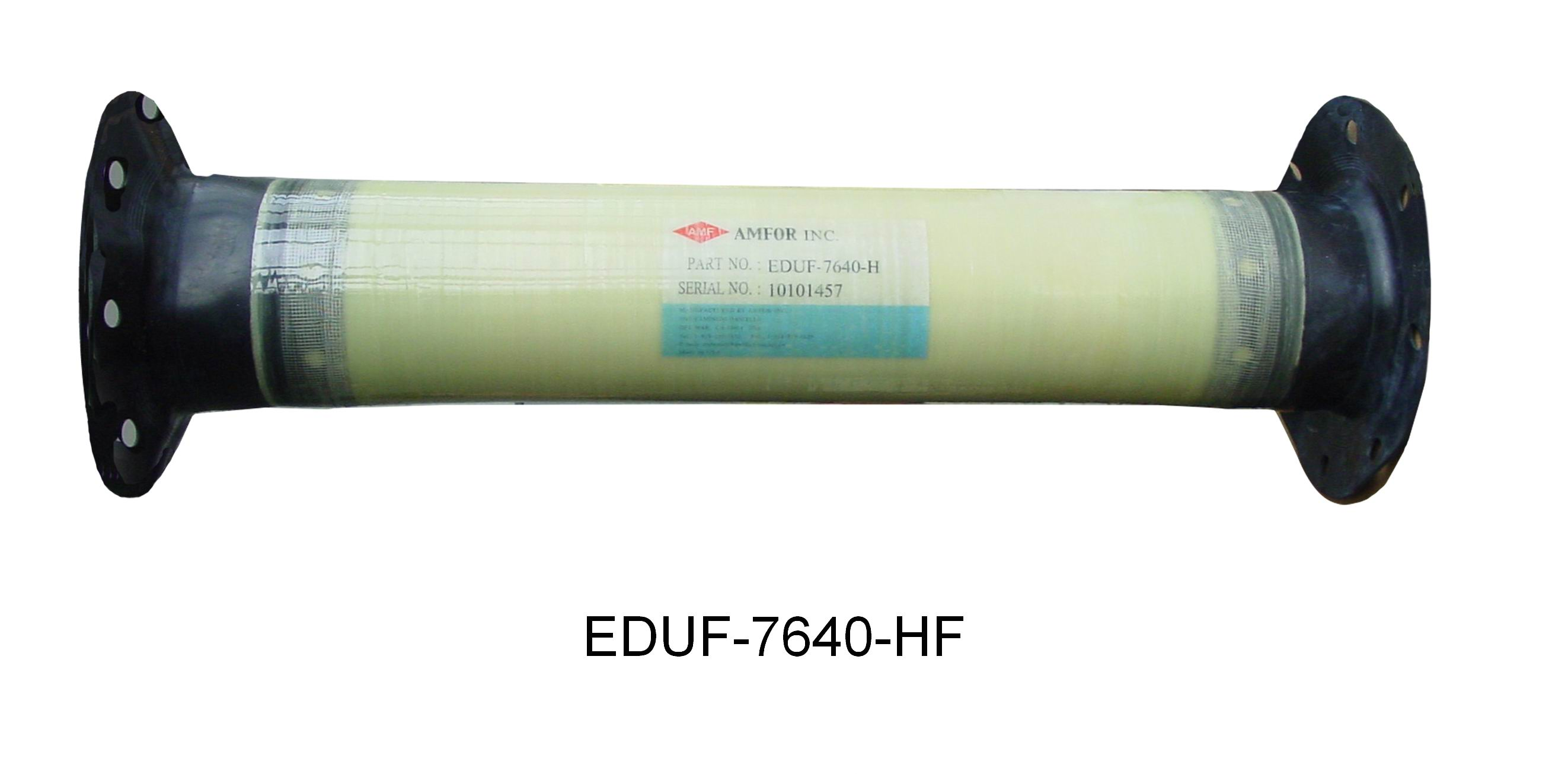 Flanged Style Uf Membrane for Electro-Coat (EDUF-7640)