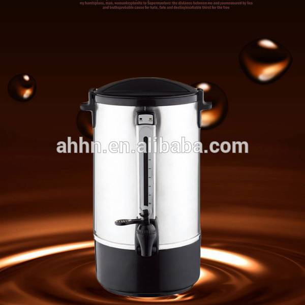 commercial coffee maker electric coffee percolator