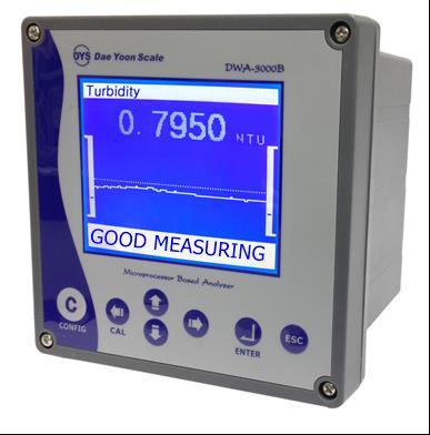 On-Line Water Quality System DWA-3000B Turbidity