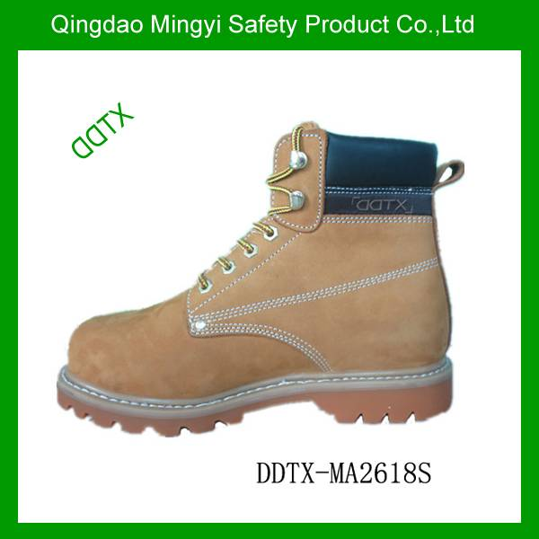 Timberland style hot selling goodyear welt safety boots