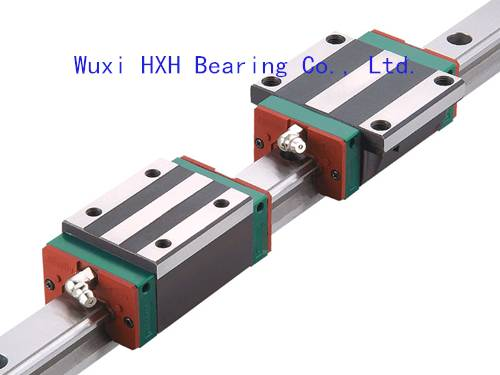 HGH 25CA linear guideway ABEC-5 GCr15