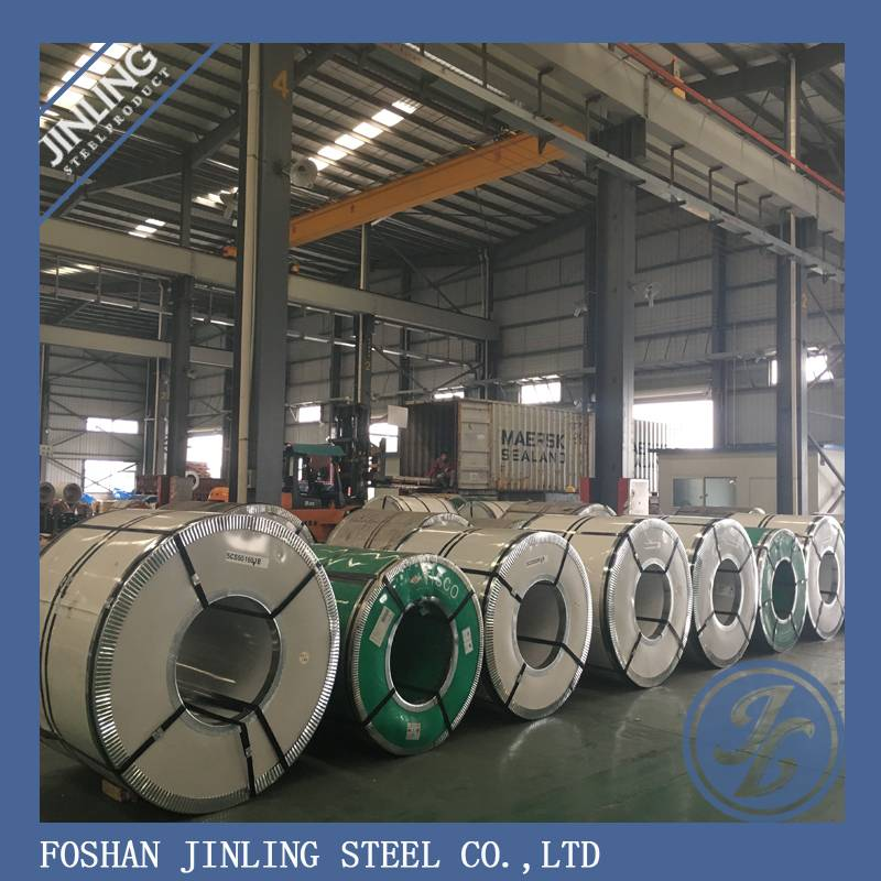 Promotion Stainless Steel Coil Hot Sale