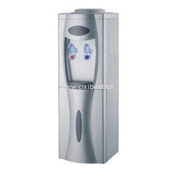 Silver Hot and Cold Water Cooler Dispenser YLRS-B8