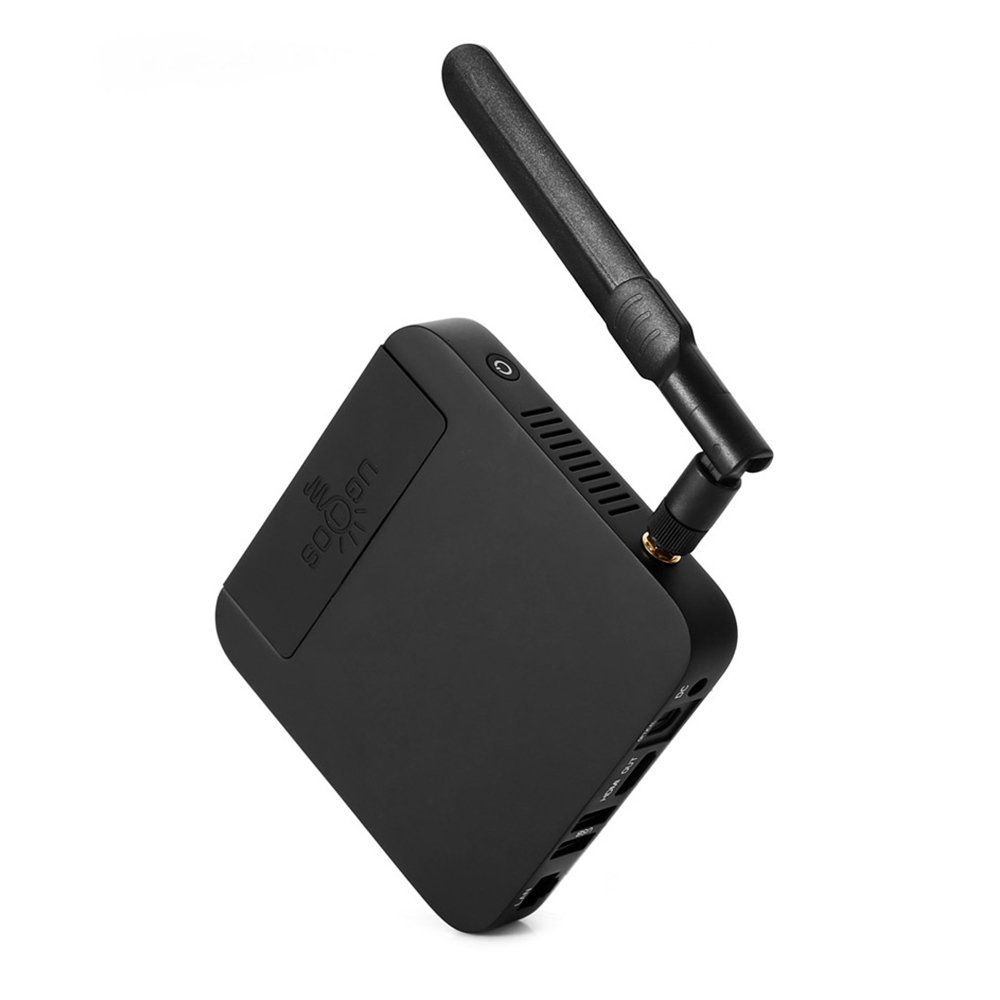 Ugoos UT3+ Quad Core RK3288 Android5.1.1 TV Box with HDMI In, PiP, Video Recording