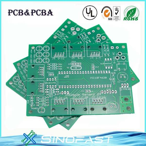 rigid HDI PCB , high difficult PCB board made in China