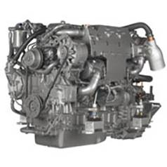 New Yanmar 4LHA-HTP Marine Diesel Engine 160HP