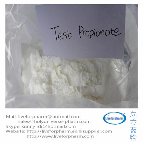 Testosterone Propionate /Testosterone Propanoate/Propionyltestosterone/Cas 57-85-2