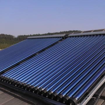 Solar vacuum tube collector heatpipe(solar keymark certificate)