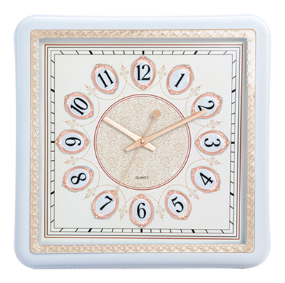 Wall Clock for Kitchen Nursery Room Bedroom School Classroom