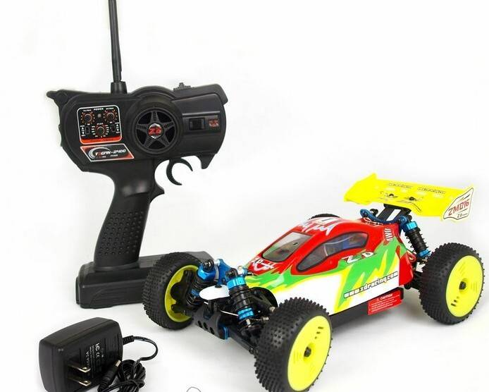 ZD Racing 9018 4WD 1/16 Scale Brushless Electric Buggy