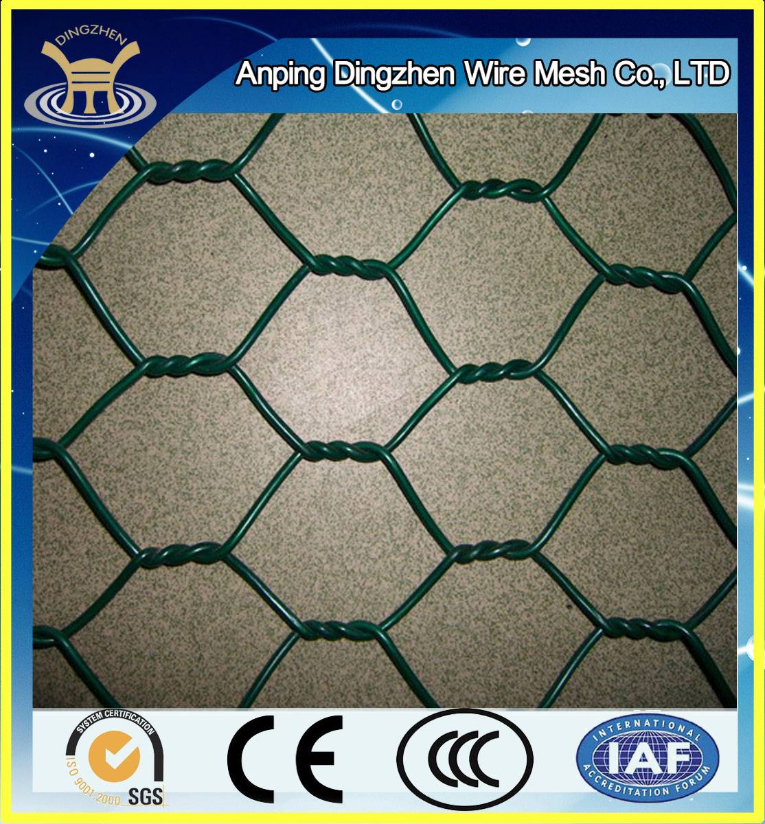 Europe Cheap Used Hexagonal wire mesh For Sale