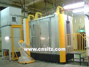 Powder coating system