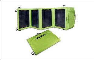 14W Foldable Solar Pack Without Battery