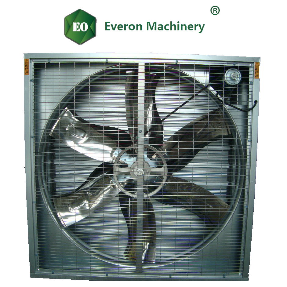 EOFseries Centrifugal Ehaust fan for Poultry farm on the wall