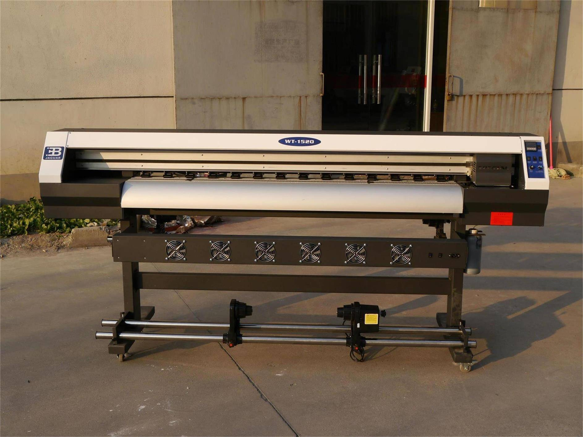 1.6m Large Format Eco Solvent Printer Indoor and Outdoor