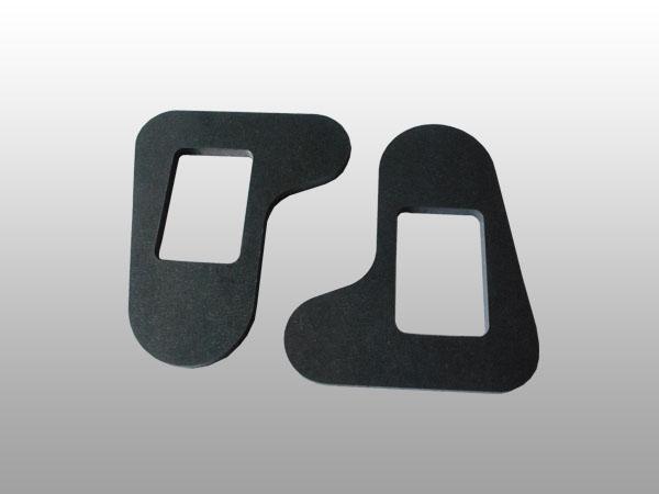 Loader Brake pads metal parts- Factory custom
