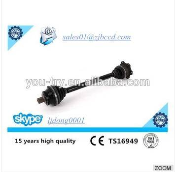 CV Axle 4B0407272C drive shaft for Audi