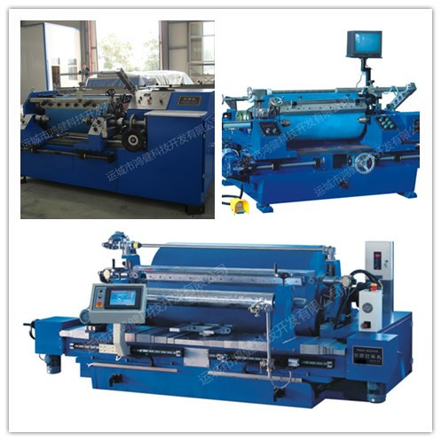 Gravure Proofing Machine, Wallpaper Proofing for Rotogravure Cylinder