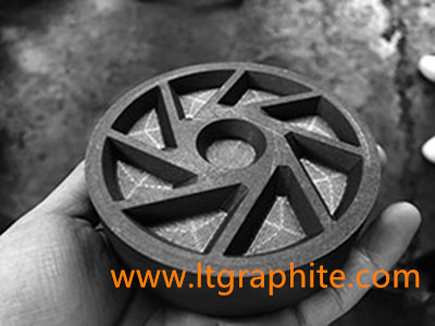 Die-Casting High Purity Graphite Mould for Diamond Wheel