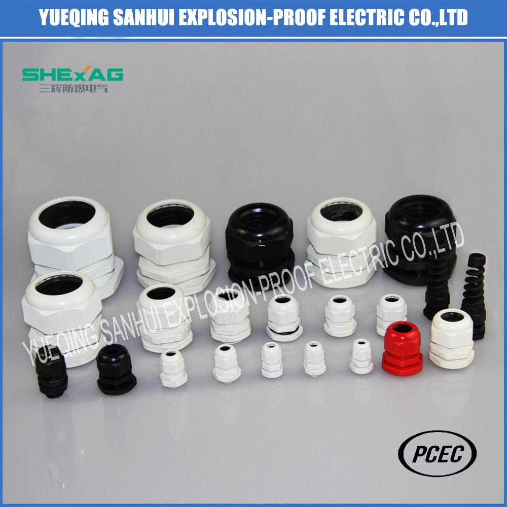 Nylon waterproof PA66 cable gland