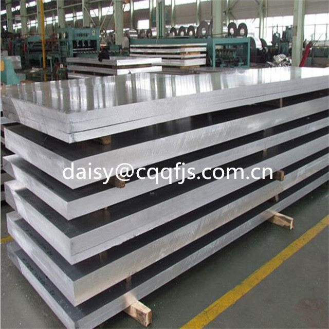 Competitive Metal A2017 Aluminum Alloy sheet for Aircraft