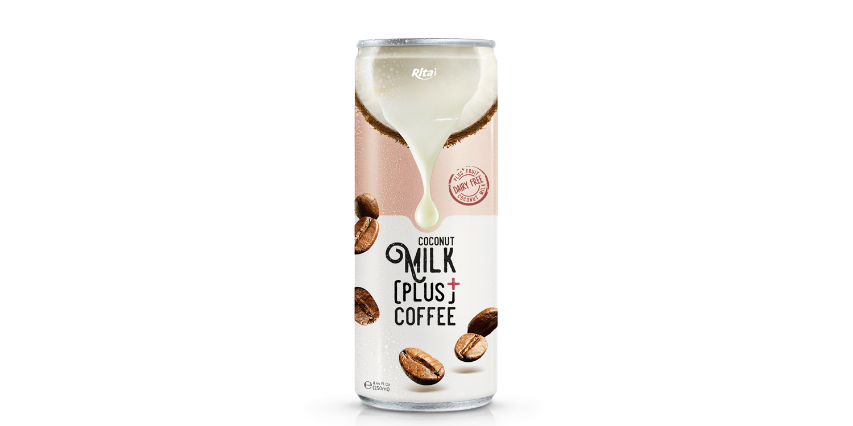 Coconut Milk Plus Fresh Fruit Juice